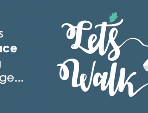 Let's Walk – We are taking part, come & join us!