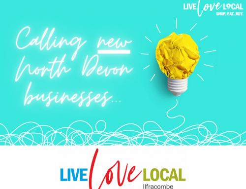 Live Love Local – Ilfracombe